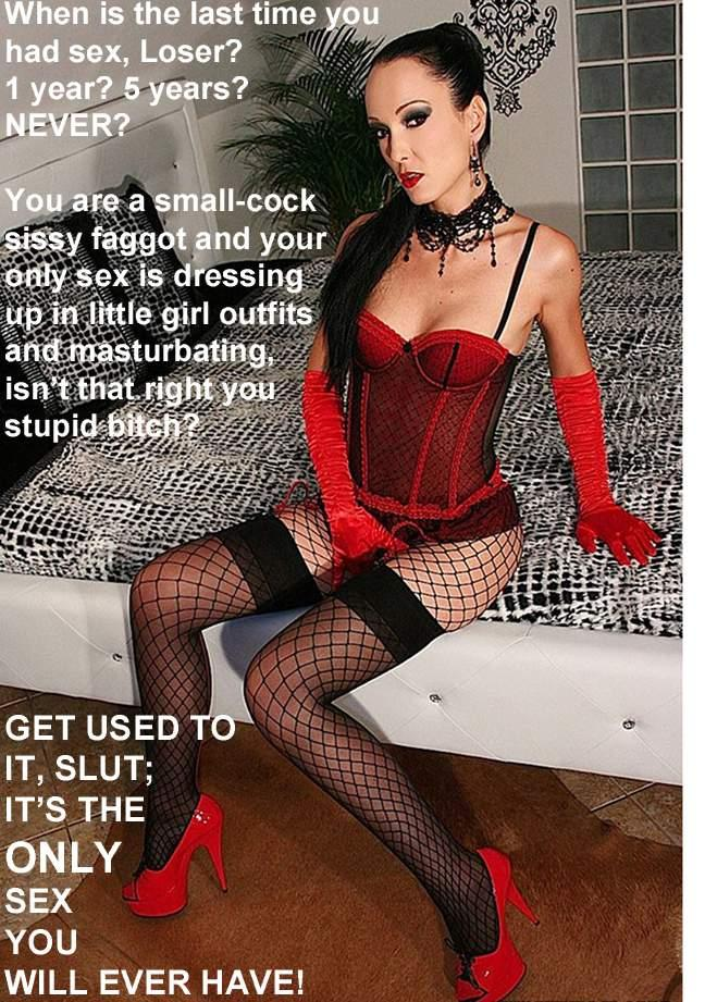 Sissy castration stories